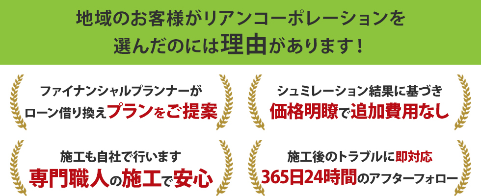 栃木県で太陽光発電システムを導入するならリアンコーポレーションにお任せ!
